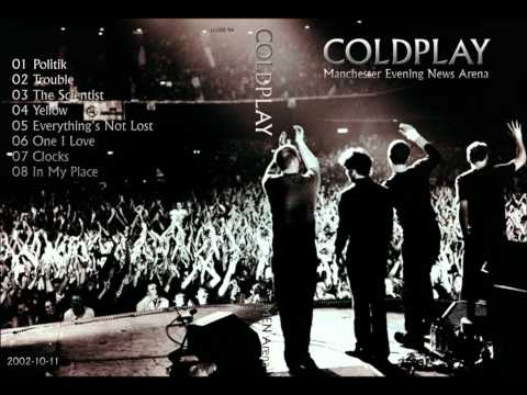 Twisted Logic by Coldplay with lyrics HD
