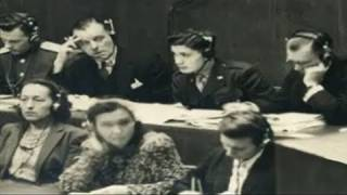 Nuremberg Interpreter Recalls Historic Trials