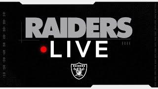 Raiders Live: First Round Recap Presser - 4.25.19