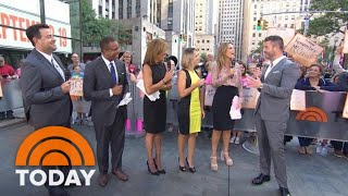 Jesse Palmer Talks New Projects With 'Daily Mail TV' | TODAY
