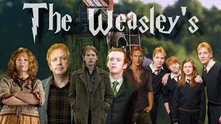 The Weasley Family Origins Explained (+Fred's Death)