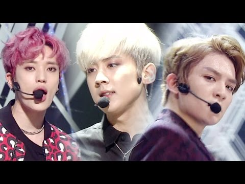 《Comeback Special》 TEEN TOP (틴탑) - Love is (재밌어?) @인기가요 Inkigayo 20170409