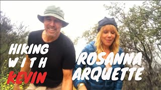 ROSANNA ARQUETTE'S ROCKS AND ROLES