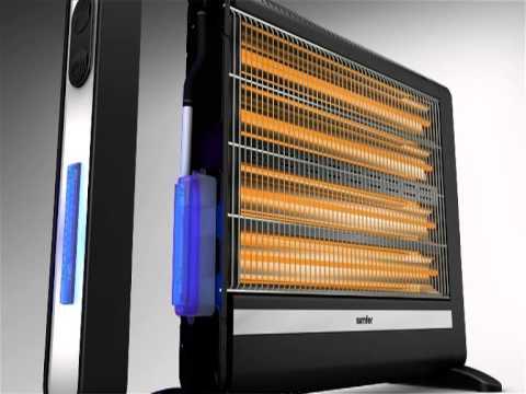 Simfer Slim Tri Core Isıtıcı / Tanıtım