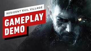 Resident Evil Village: 22 Minutes of
