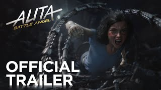 ALITA: BATTLE ANGEL | OFFICIAL HD TRAILER #2 | 2018