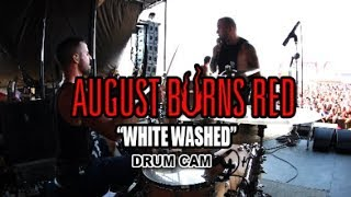 Matt Greiner | White Washed | August Burns Red | Drum Cam (LIVE)