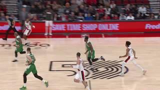 Trail Blazers 104, Maccabi Haifa 68 | Game Highlights | 2019 NBA Preseason