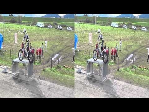 3D Honda Trial Bike at 2011 Saga International Balloon Fiesta