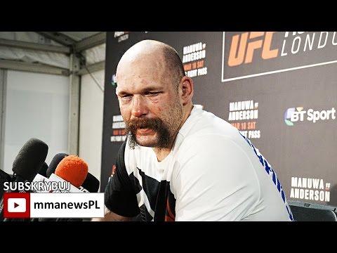 UFC FN 107: Timothy Johnson gotowy na czołowych fighterów po zwycięstwie z Omielańczukiem  (+wywiad)