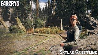 "Far Cry 5 - Skylar ""The Admiral"" Questline [A Fishing Adventure]"