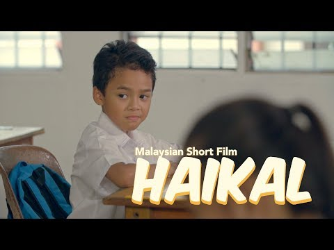 Haikal   Malaysian Short Film (ENG and MALAY SUBTITLES)