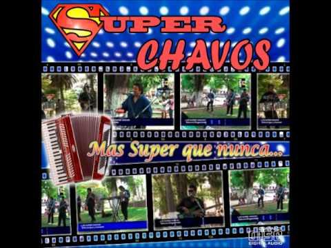 LOS SUPER CHAVOS (Salta)-Mas super que nunca-CD Completo
