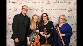 Viva Vivaldi! – Parish House Baroque in Concert