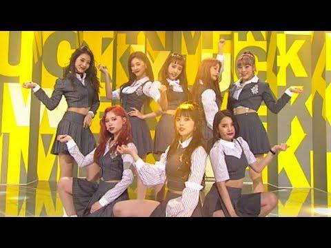 《Comeback Special》 Weki Meki(위키미키) - La La La(라라라) @인기가요 Inkigayo 20180225