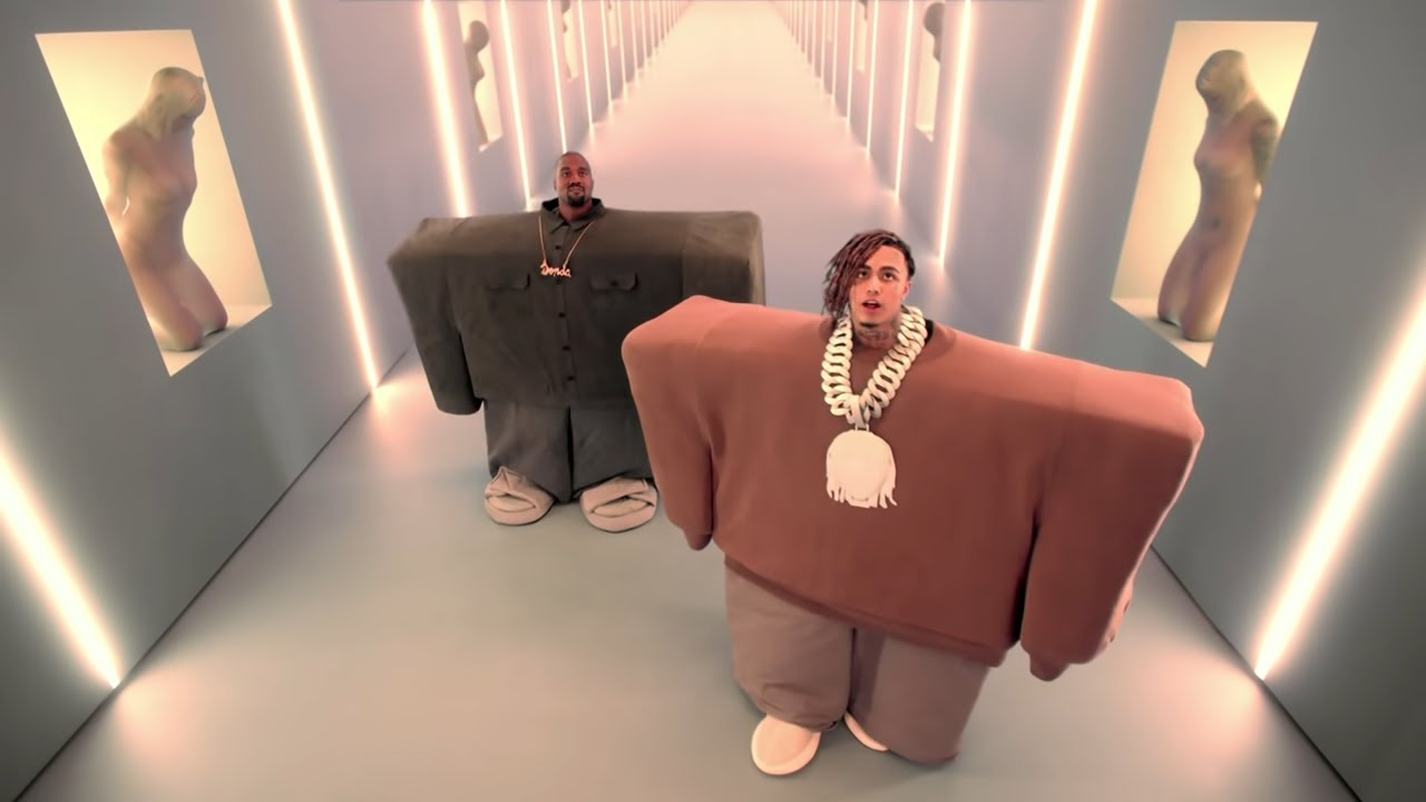 Kanye West & Lil Pump - I Love It (feat. Adele Givens)