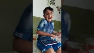 So cute kid Murtajiz singing chita chola Flameup Beauty and Fun