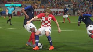 FRANCIA VS CROACIA - MUNDIAL RUSIA 2018 FINAL (FIFA WORLD CUP 2018)