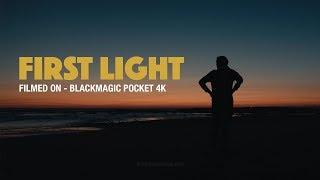 Blackmagic Pocket 4k - Sample Footage ISO 3200 Lowlight
