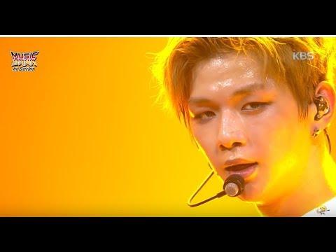 Music bank in berlin  - Wanna one - 활활 (Burn it up) 20181031