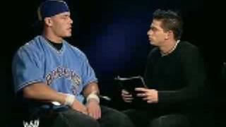 WWE John Cena Outside the Ropes