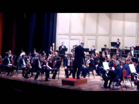 Scheherazade, Orquesta Sinfónica Provincial de Rosario.