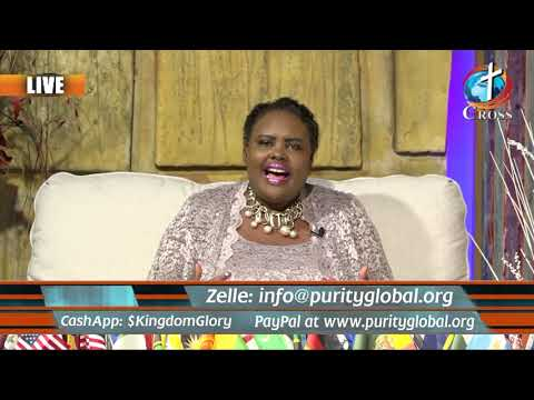Apostle Purity Munyi Into The Chambers Of The King 09-17-2021