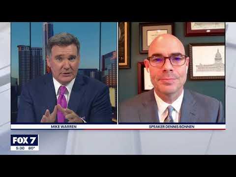 Texas House Speaker discusses Gov. Abbott to reopen Texas economy