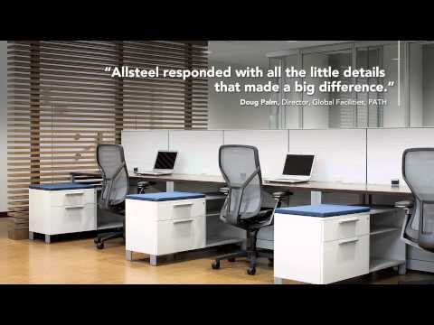 Allsteel - Distinctive Outcomes That Matter