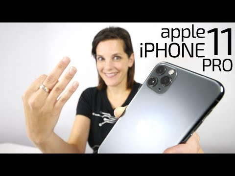 video Apple iPhone 11 Pro