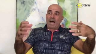 Larri Passos participa do Conatênis que foi o primeiro Congresso online do Tênis Brasileiro