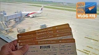 VLOG #78: Hướng dẫn đi máy bay cho người đi lần đầu   Yêu Máy Bay