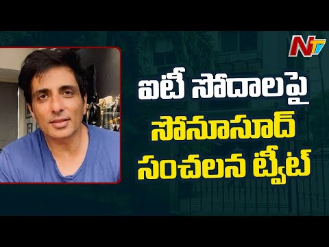 Every rupee is awaiting its turn to save a precious life : Sonu Sood after IT raids