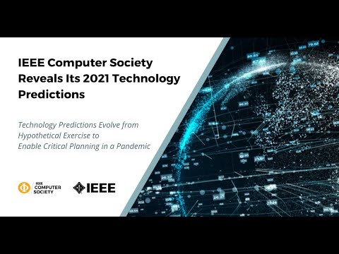 Introducing the 2021 Technology Predictions