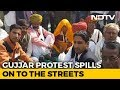 Not Leaving Till We Get 5 Per Cent Reservation, Warn Gujjar Protesters In Rajasthan