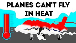 Why Planes Don't Fly in Extreme Heat
