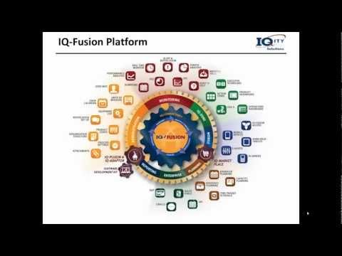 IQity's IQ-Fusion Platform -- Narrated Animation