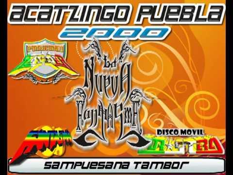 SAMPUESANA TAMBOR - SONIDO FORASTERO - ACATZINGO 2000