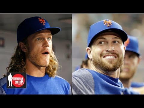 The red-hot Mets are right in the middle of an intense NL Wild Card race | Stephen A. Smith Show