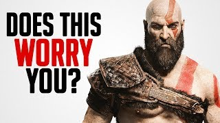 Why Gamers Are Worried About God Of War