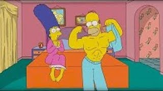 The Simpsons - Homer Gets Shredded