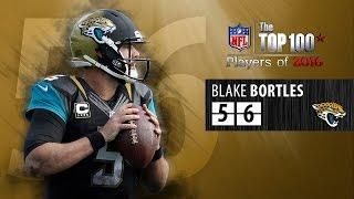 #56: Blake Bortles (QB, Jaguars)   Top 100 NFL Players of 2016