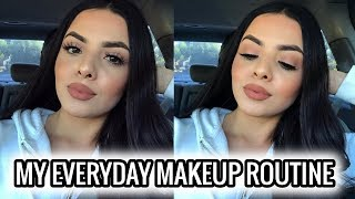 MY EVERYDAY MAKEUP ROUTINE l Drea Makeup