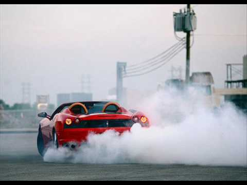 Sound Effect Loud Ferrari Burnout Youtube
