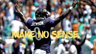 Lamar Jackson - Make No Sense (NBA Youngboy)