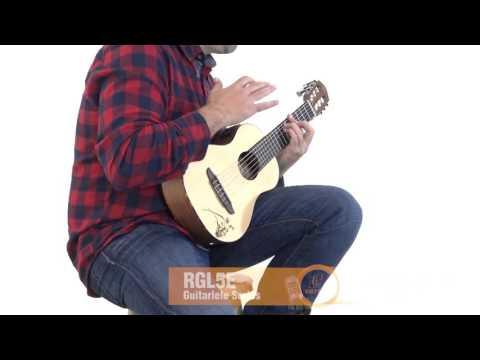 Ortega RGL5E Electro Guitarlele