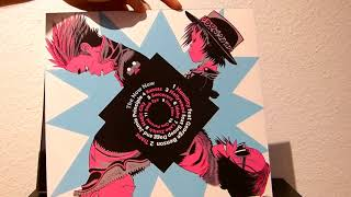 GORILLAZ The Now Now DELUXE Vinyl LIMITED BOXSET Unboxing - Gorillaz Collection #17