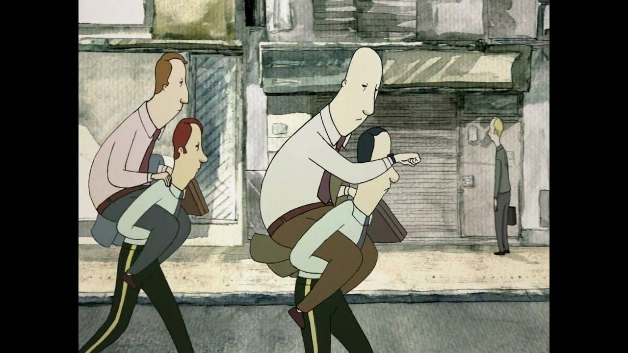 Depois de assistir esta animação seu olhar sobre sua rotina e seu trabalho vão mudar!