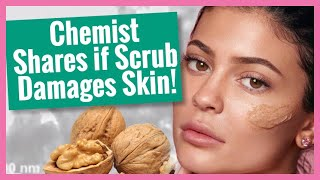 Chemists Opinion on Kylie Skin Walnut Face Scrub