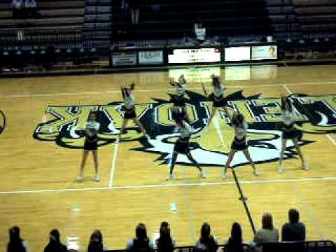 oakwood cheerleading